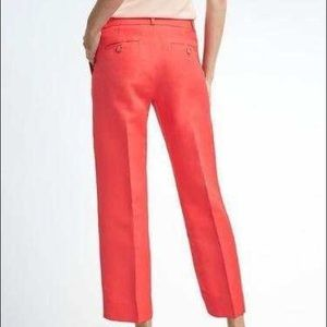 The Limited NWT Drew Fit Coral Ankle Pants